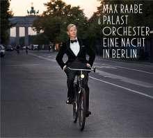 Max Raabe: Eine Nacht in Berlin, 1 CD und 1 DVD