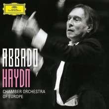 Claudio Abbado Symphonien Edition - Haydn, 4 CDs