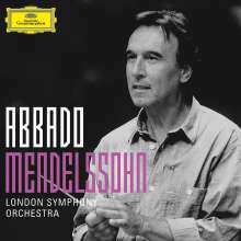 Claudio Abbado Symphonien Edition - Mendelssohn, 5 CDs