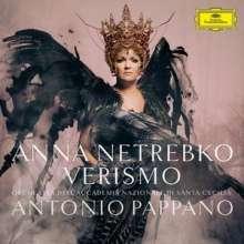 Anna Netrebko – Verismo, CD