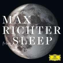 Max Richter (geb. 1966): from Sleep, CD