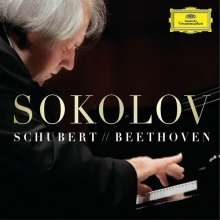 Grigory Sokolov - Schubert / Beethoven, 2 CDs