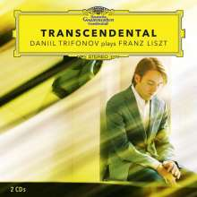 Daniil Trifonov - Transcendental, 2 CDs