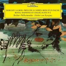 Claude Debussy (1862-1918): La Mer (180g), LP