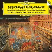 Herbert von Karajan - Adagio & Canon (180g), LP