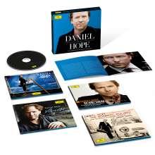 Daniel Hope - It's me (The Baroque & Romantic Albums), 4 CDs