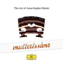Mutterissimo - The Art of Anne-Sophie Mutter, 2 CDs