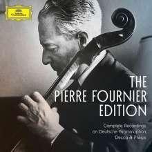 The Pierre Fournier Edition - Complete Recordings on Deutsche Grammophon, Decca & Philips, 24 CDs
