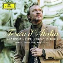 Albrecht Mayer - Tesori d'Italia, CD