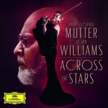Anne-Sophie Mutter & John Williams - Across the Stars, CD