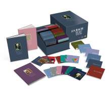 Johann Sebastian Bach (1685-1750): Bach 333 - Die neue Gesamtausgabe (Limited Edition), 222 CDs und 1 DVD