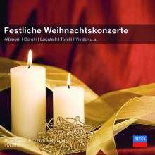 Festliche Weihnachtskonzerte, CD