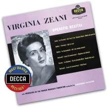 Virginia Zeani - Operatic Recital, CD