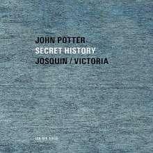 Secret History - Sacred Music, CD
