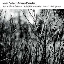 John Potter - Amores Pasados, CD