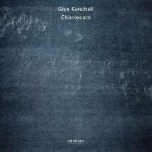 Giya Kancheli (1935-2019): Chiaroscuro für Violine & Kammerorchester, CD