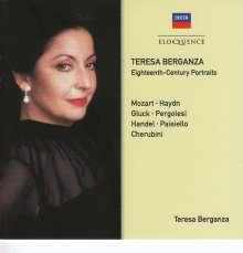Teresa Berganza - Eighteenth-Century Portraits, 2 CDs
