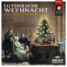 Luthersche Weyhnacht, CD