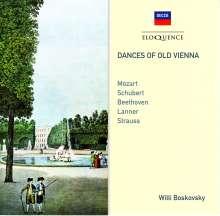 Tänze aus dem alten Wien, 2 CDs