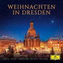Weihnachten in Dresden, CD