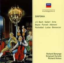 Sinfonia, 2 CDs