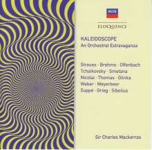Charles Mackerras - Kaleidoscope, 2 CDs