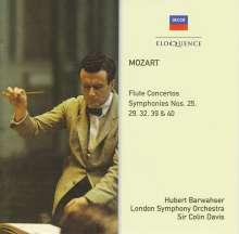 Wolfgang Amadeus Mozart (1756-1791): Symphonien Nr.25,29,32,39,40, 2 CDs