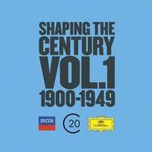 20C - Shaping the Century Vol.1 1900-1949, 28 CDs