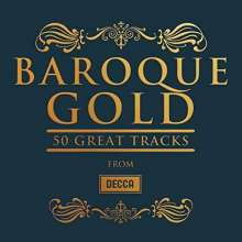 Baroque Gold - 50 Greatest Tracks, 3 CDs