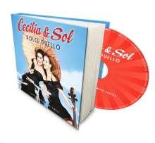 Cecilia Bartoli & Sol Gabetta - Dolce Duello (Limitierte Deluxe-Ausgabe im Hardcover), CD