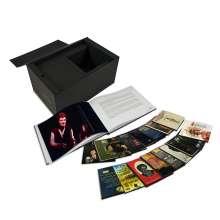 Birgit Nilsson - La Nilsson, 79 CDs und 2 DVDs