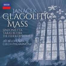 Leos Janacek (1854-1928): Missa Glagolitica, 2 CDs