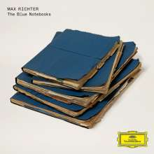 Max Richter (geb. 1966): The Blue Notebooks (180g), 2 LPs