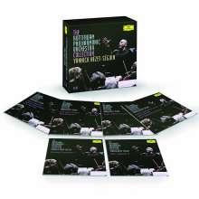 Yannick Nezet-Seguin - The Rotterdam Philharmonic Orchestra Collection, 6 CDs