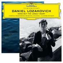 Peter Iljitsch Tschaikowsky (1840-1893): Violinkonzert op.35 (Vom Künstler handsigniert), CD