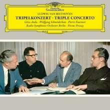 Ludwig van Beethoven (1770-1827): Tripelkonzert op.56 (180g), LP
