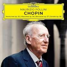 Frederic Chopin (1810-1849): Klavierwerke - op.55-58, CD