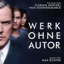 Max Richter (geb. 1966): Filmmusik: Werk ohne Autor (Filmmusik), CD
