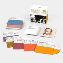 Wilhelm Furtwängler - Complete Recordings on Deutsche Grammophon and Decca, 34 CDs und 1 DVD