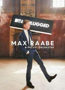 Max Raabe: MTV Unplugged, 2 CDs, 1 DVD und 1 Blu-ray Disc
