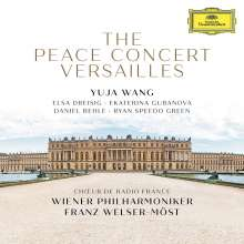 Wiener Philharmoniker - The Peace Concert Versailles, CD