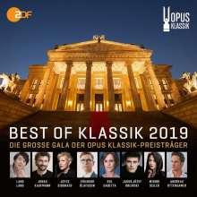 Best of Klassik 2019 - Die Opus Klassik Preisträger, 2 CDs