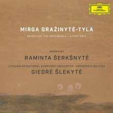 """Raminta Serksnyte (geb. 1975): Kantaten-Oratorium """"Songs of Sunset and Dawn"""", 1 CD und 1 DVD"""