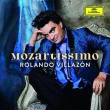 Rolando Villazon - Mozartissimo, CD
