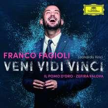 Franco Fagioli - Veni,Vidi,Vinci, CD