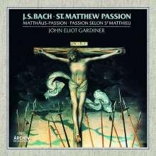 Johann Sebastian Bach (1685-1750): Matthäus-Passion BWV 244 (180g), 3 LPs
