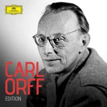Carl Orff (1895-1982): Carl Orff Edition (DGG), 11 CDs