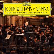 Anne-Sophie Mutter & John Williams - In Vienna, CD