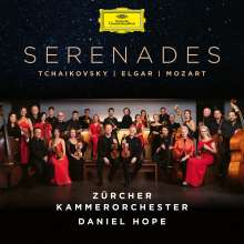 Daniel Hope & Zürcher Kammerorchester - Serenades, CD