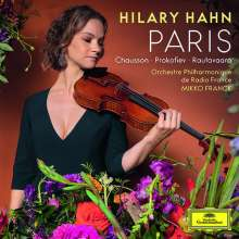 Hilary Hahn - Paris (180g), 2 LPs